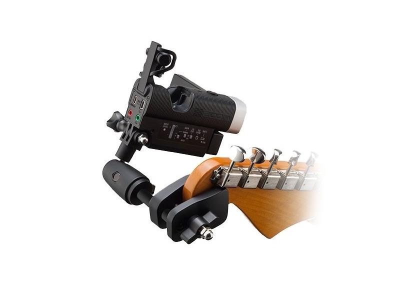 Zoom GHM-1 Gitarrenkopfplatten Adapter für Q4