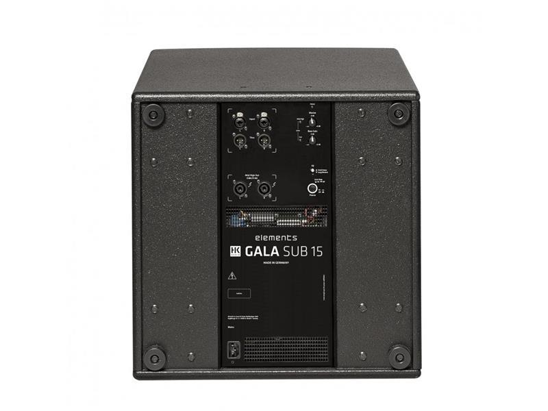 HK Elements Gala System - Demoware