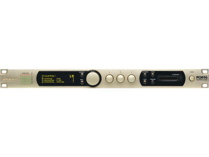 Lexicon PCM96 Surround digital, Surround Effekte mit FireWire