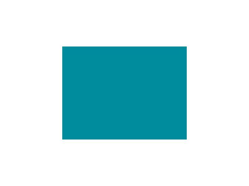 LEE-Filters, Nr. 116, Rolle 762x122cm,normal, Medium Blue-Green