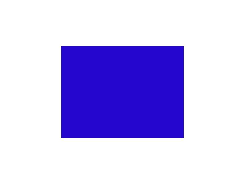 LEE-Filters, Nr. 199, Bogen 25x122cm,normal, Regal Blue