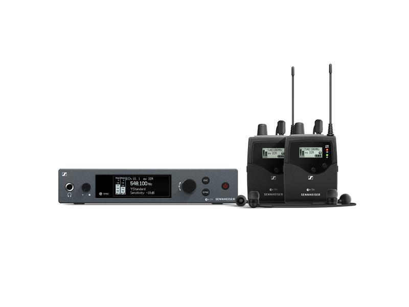 Sennheiser ew IEM G4-TWIN-A1 470 bis 516 Mhz