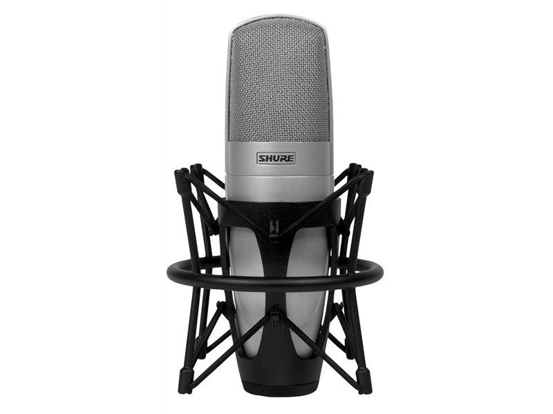 "Shure KSM 32 / SL champangner Kondensatormikrofon mit 3/4"" Membran"