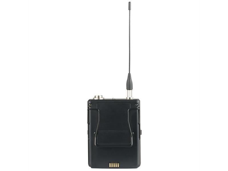 SHURE ULXD1 Taschensender digital G51 470 Mhz bis 534 Mhz