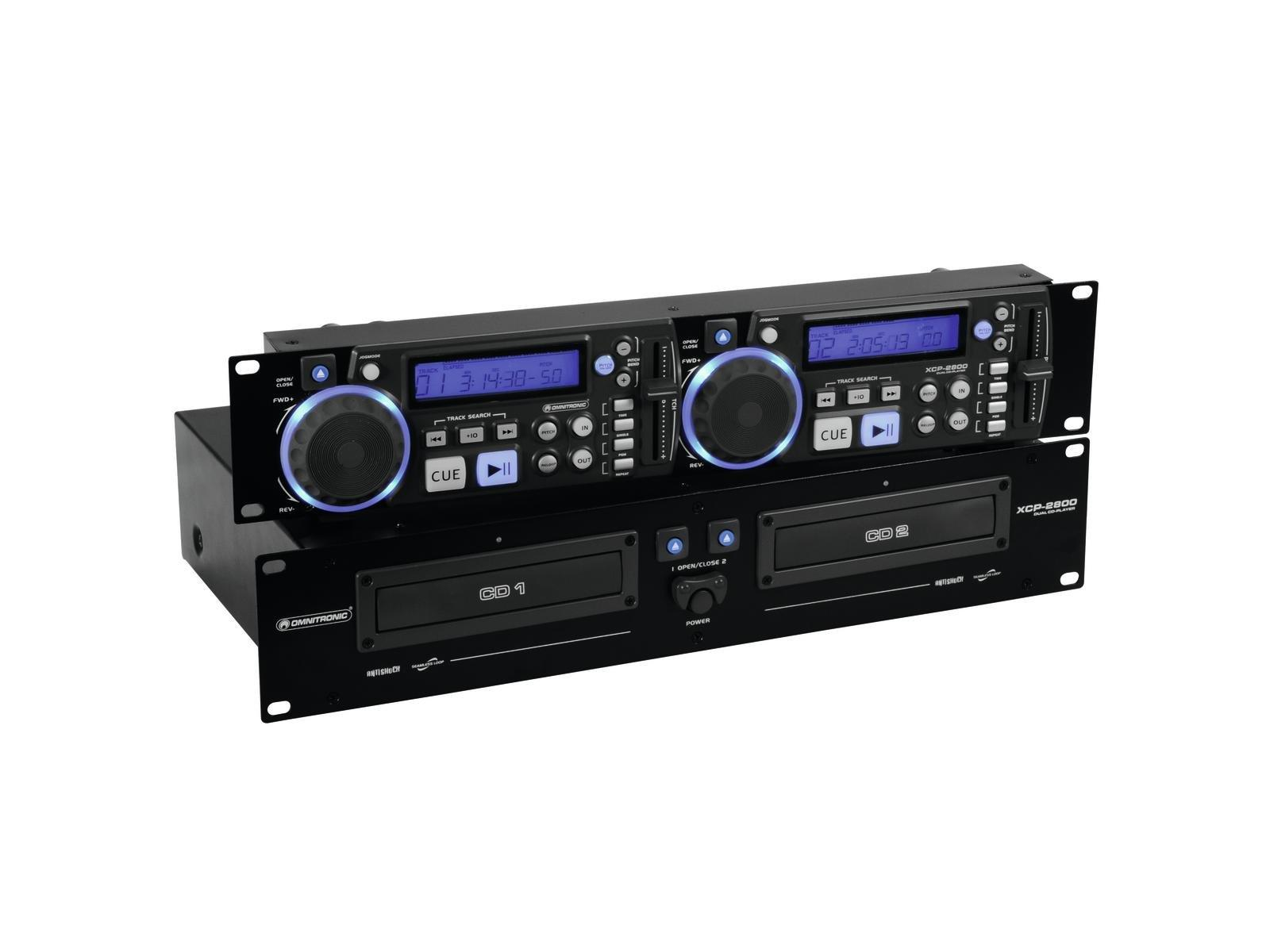 Omnitronic XCP−2800