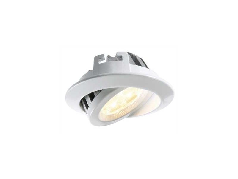 Kapego LED,TD16,5W,60°,3000K, weiß, schwenkbar