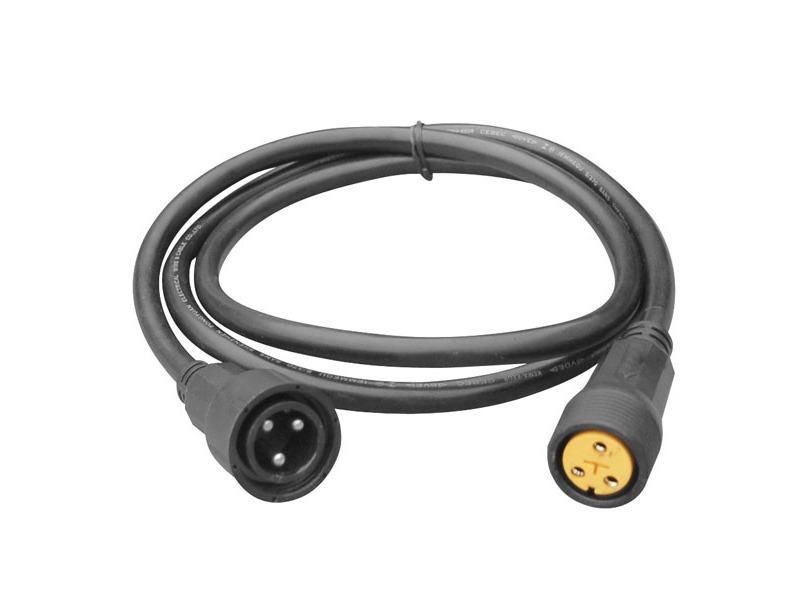 Showtec IP 67 Power Verlängerungskabel 5m für Spectral IP67 Serie