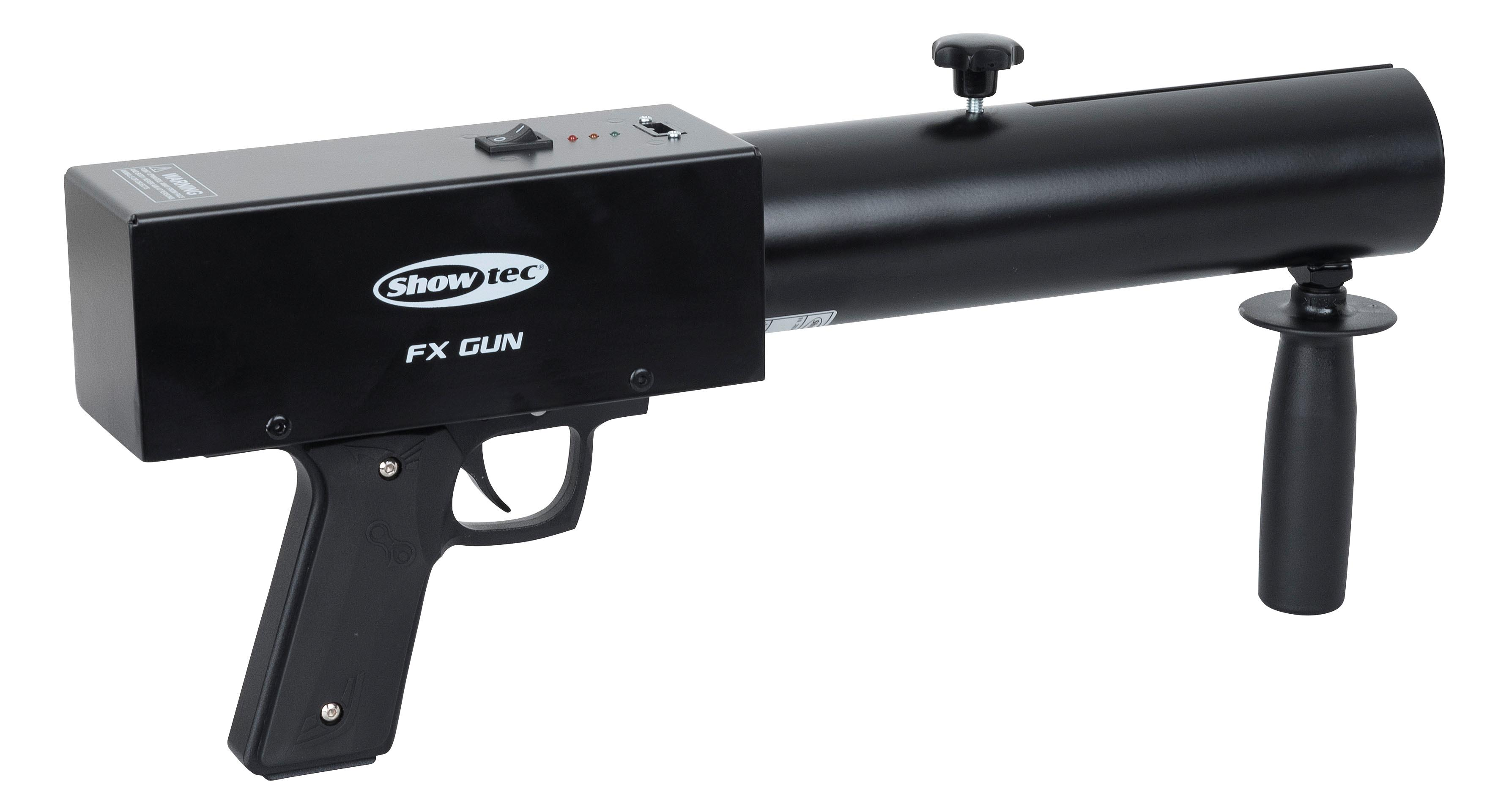 Showtec FX Gun - Konfetti-Kanone