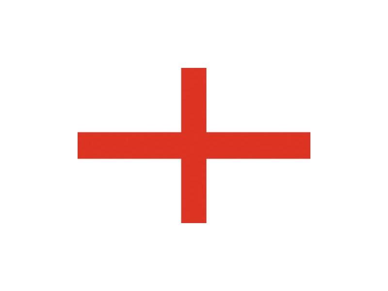 Europalms Flagge 600 x 360cm England