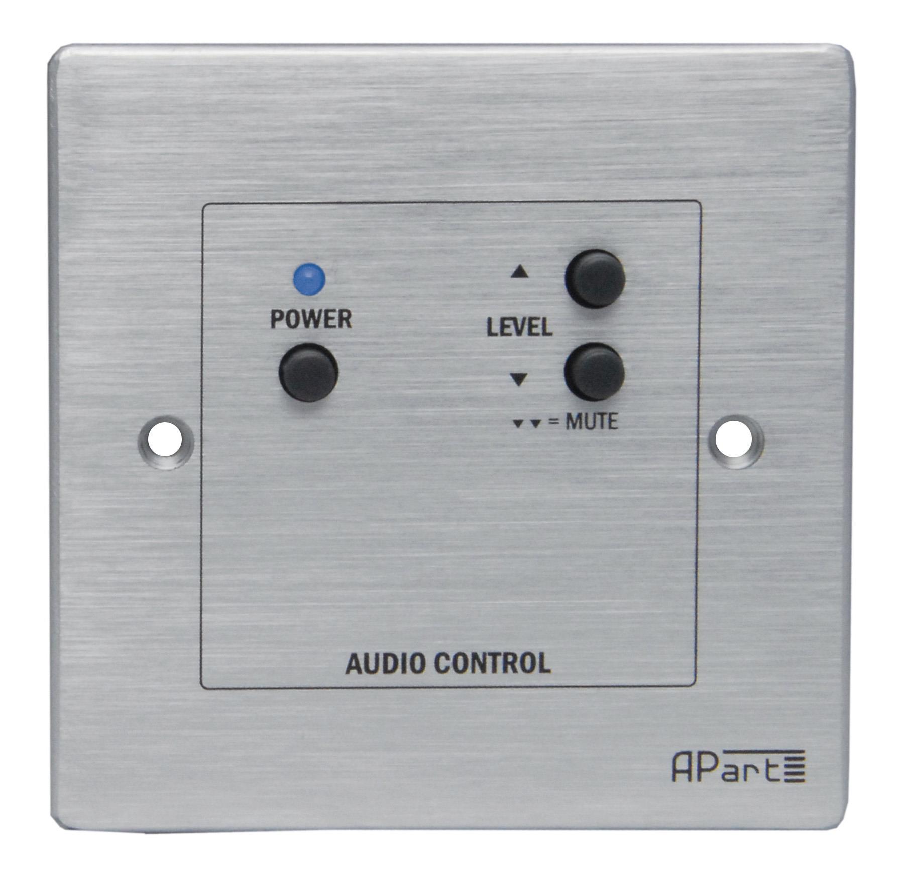 Apart Audio Apart ACP Drahtgebundene Fernbedienung für SDQ5PIR: Lautstärke, Ein/Aus