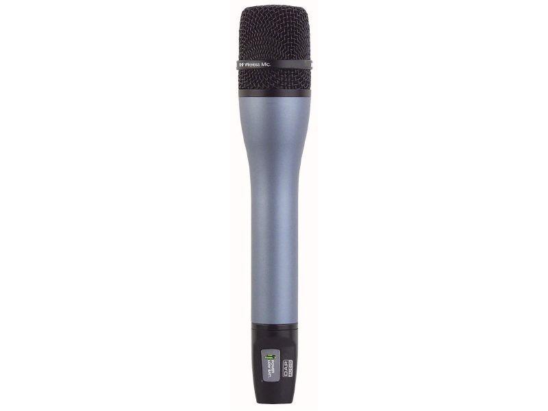 DAP Audio EM-16 drahtloses Handmikrofon 16 Frequenzen / 822 - 846 Mhz