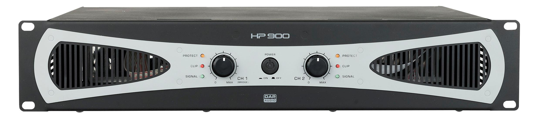 DAP Audio DAP HP- 900 2U 2X450w Amplifier