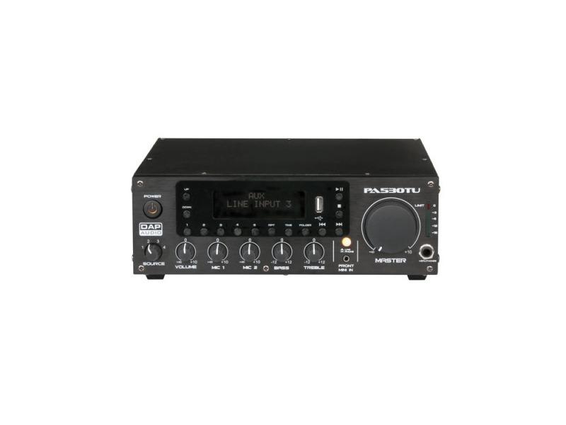 DAP Audio DAP PA-530TU 30W 100V Amplifier