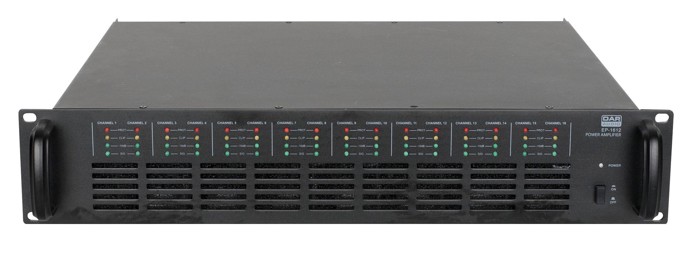 DAP Audio DAP PA-16120 PA Amplifier