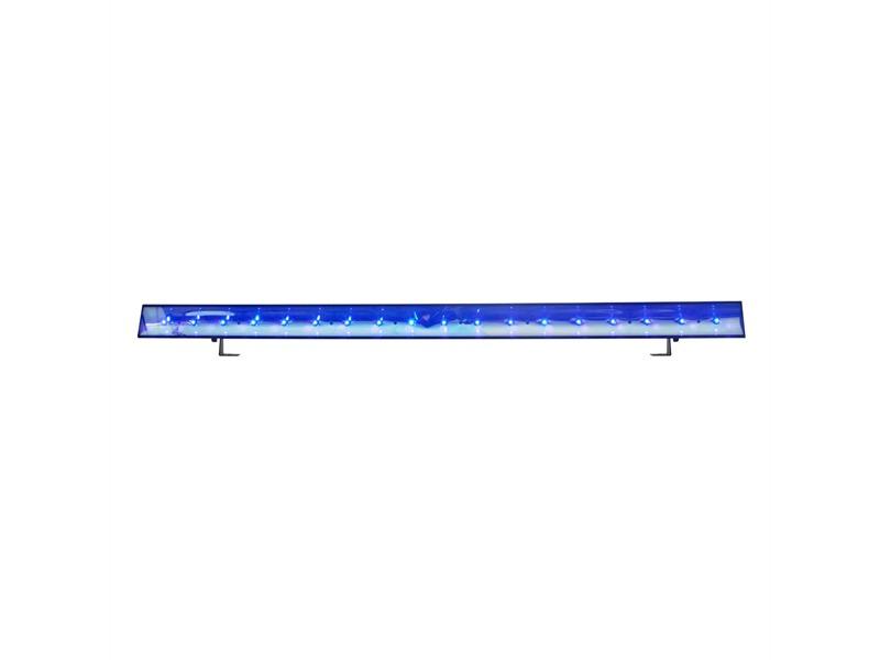ADJ Eco UV BAR DMX, 18x3 Watt LED, 100cm