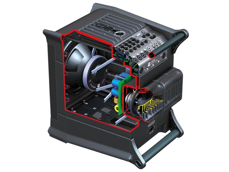 hk audio lucas nano 608i inkl s connect pole. Black Bedroom Furniture Sets. Home Design Ideas
