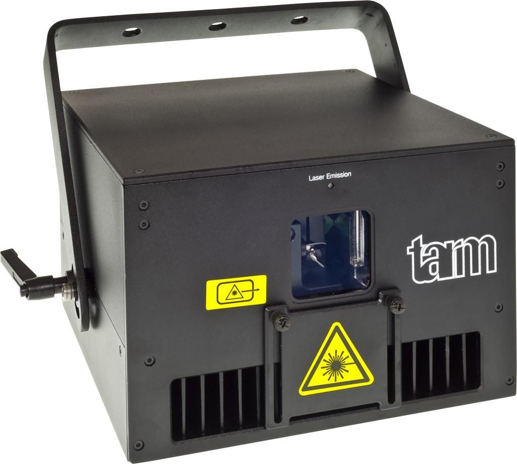 Laserworld Tarm 2.5 FB4  -  Laser mit FB4 Max, Netzwerkanschluss, ILDA in/out, Quickshow Lizenz
