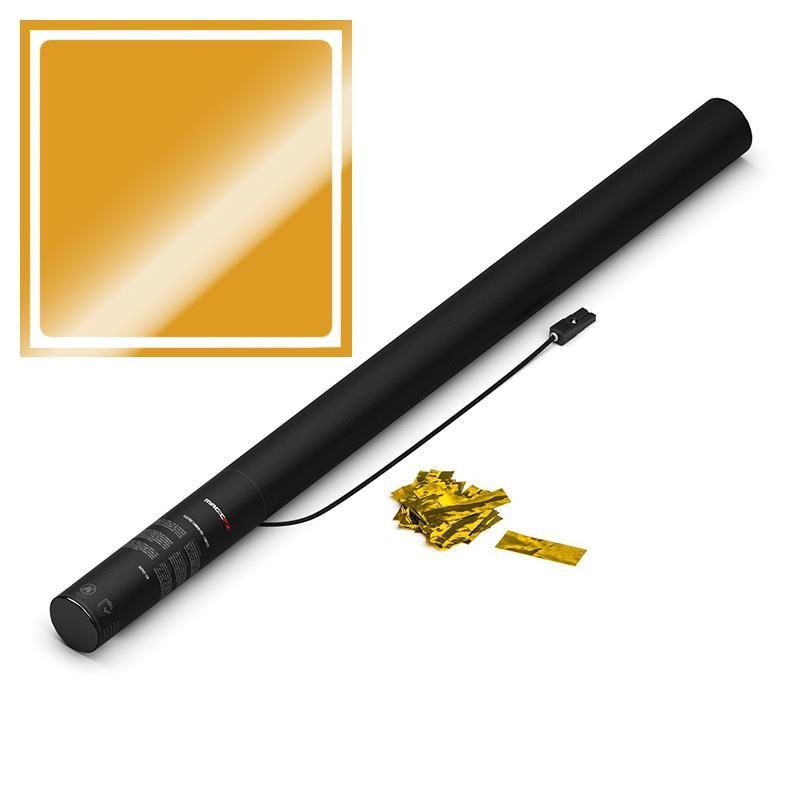 50cm Konfetti-handkanone ZuverläSsig Showtec Gold Metallic Handheld-streamer