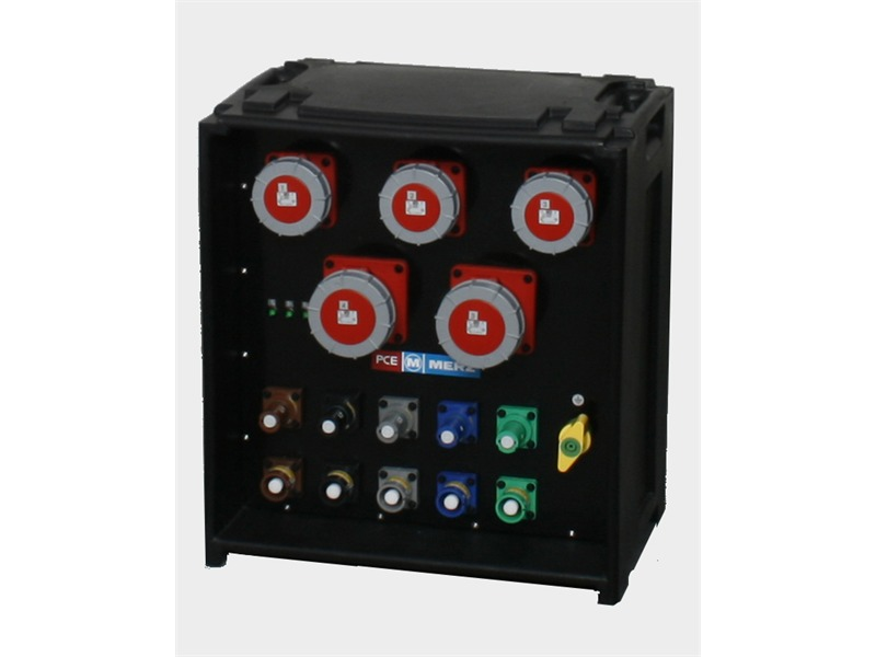 Merz Steckdosenverteiler EVENT 400A -SVE5-4 400/0032-0/G