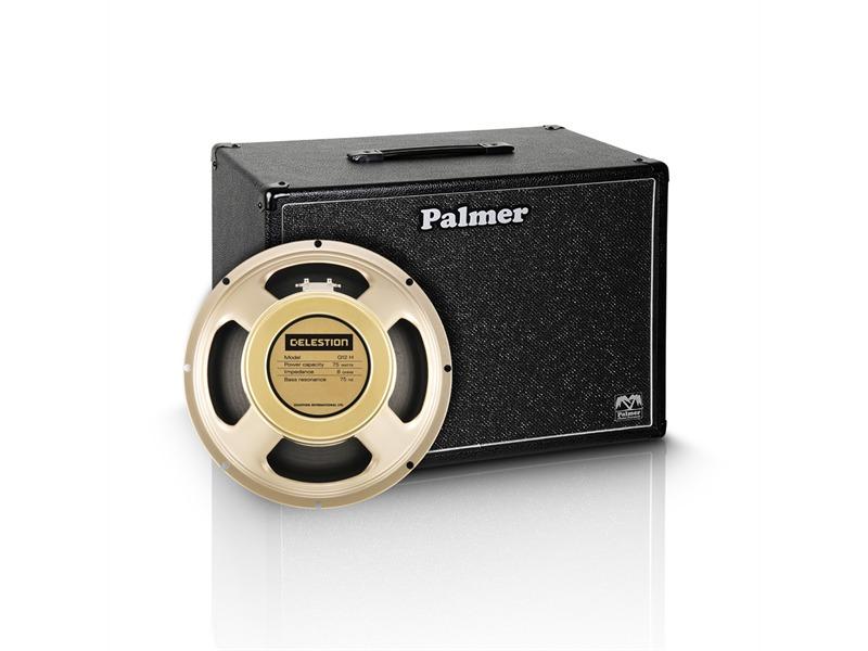 "Palmer MI Gitarrenbox 1 x 12"" Celestion Creamback Model 8 Ohm"
