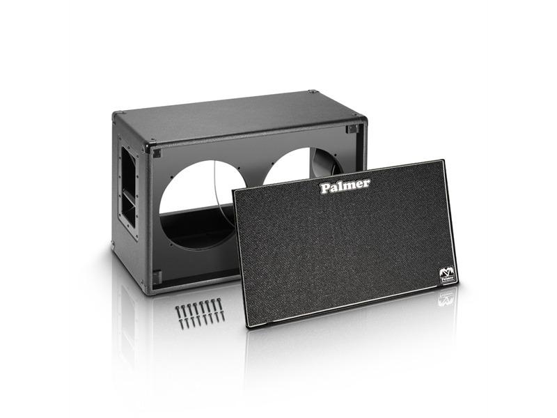 Palmer MI 2 x 12 Gitarrenbox Leergehäuse Open Back