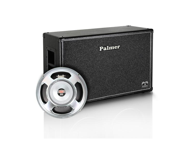 "Palmer MI Gitarrenbox 2 x 12"" mit Celestion Seventy 80 8/16 Ohm"