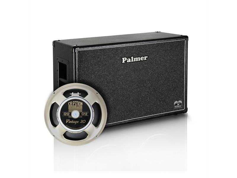 """Palmer MI Gitarrenbox 2 x 12"""" mit Celestion Vintage 30 8/16 Ohm Open Back"""
