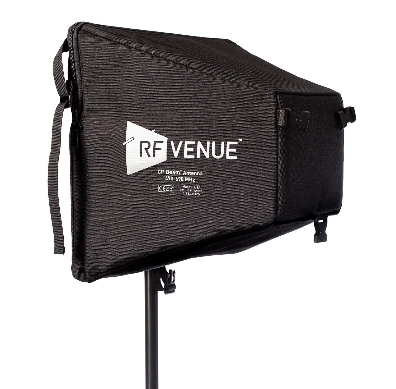 RF Venue CPB - Zusammenfaltbare Helix-Antenne, CP Beam Antenne
