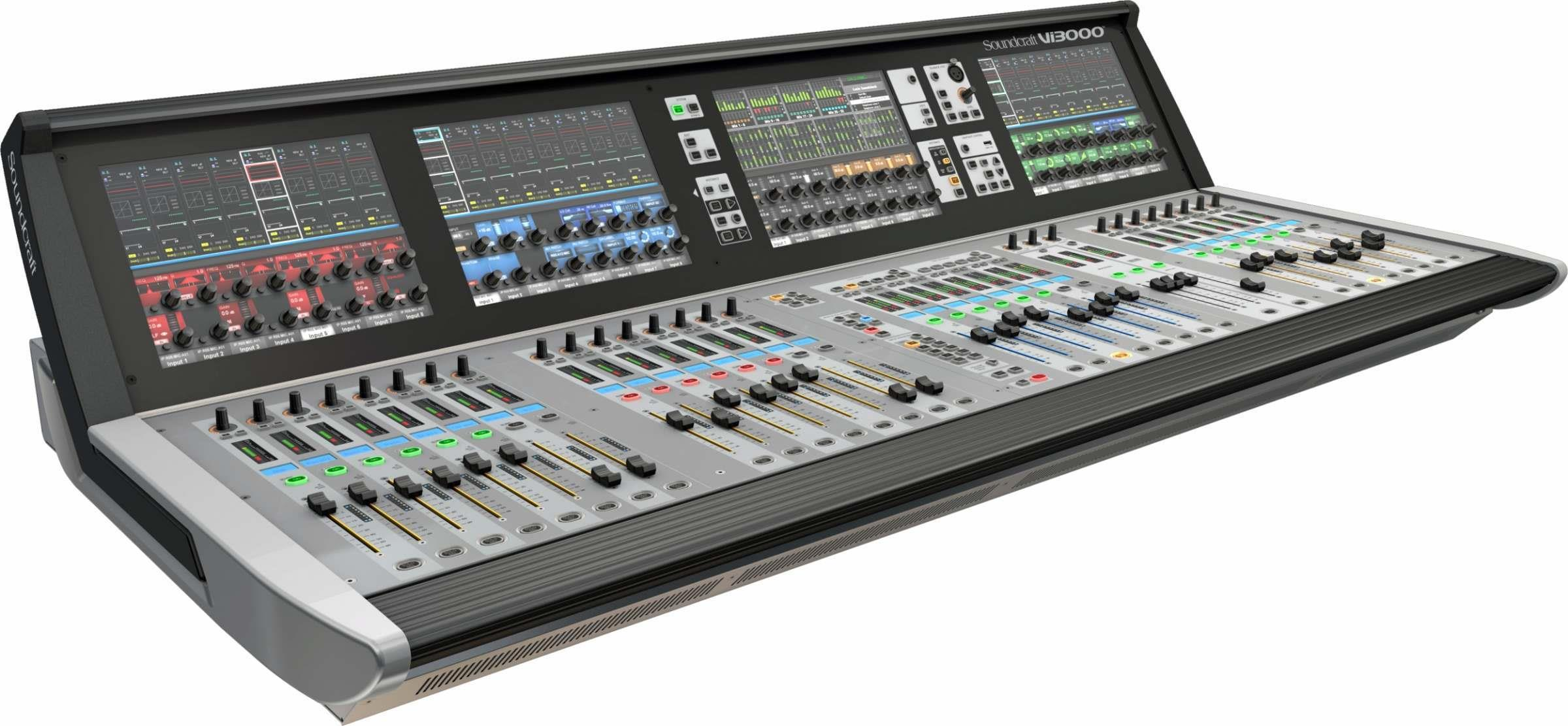 Soundcraft VI3000 Digitalpult