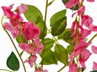 EUROPALMS Wisteria Zweig, künstlich, rosa